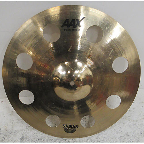 used sabian 18in aax ozone cymbal 38 guitar center. Black Bedroom Furniture Sets. Home Design Ideas