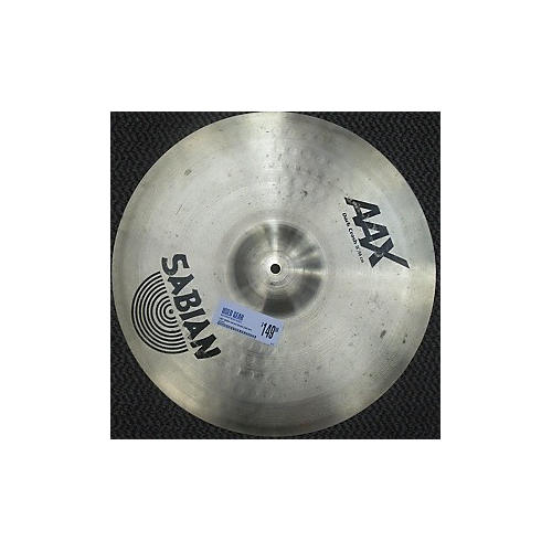 Sabian 18in AAX Series Dark Crash Cymbal