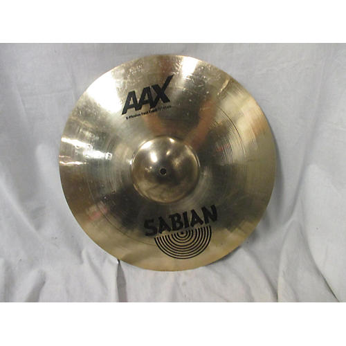 Sabian 18in AAX Stage Crash Cymbal