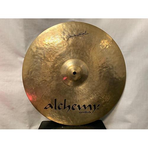 Istanbul Agop 18in ALCHEMY SWEET CRASH Cymbal