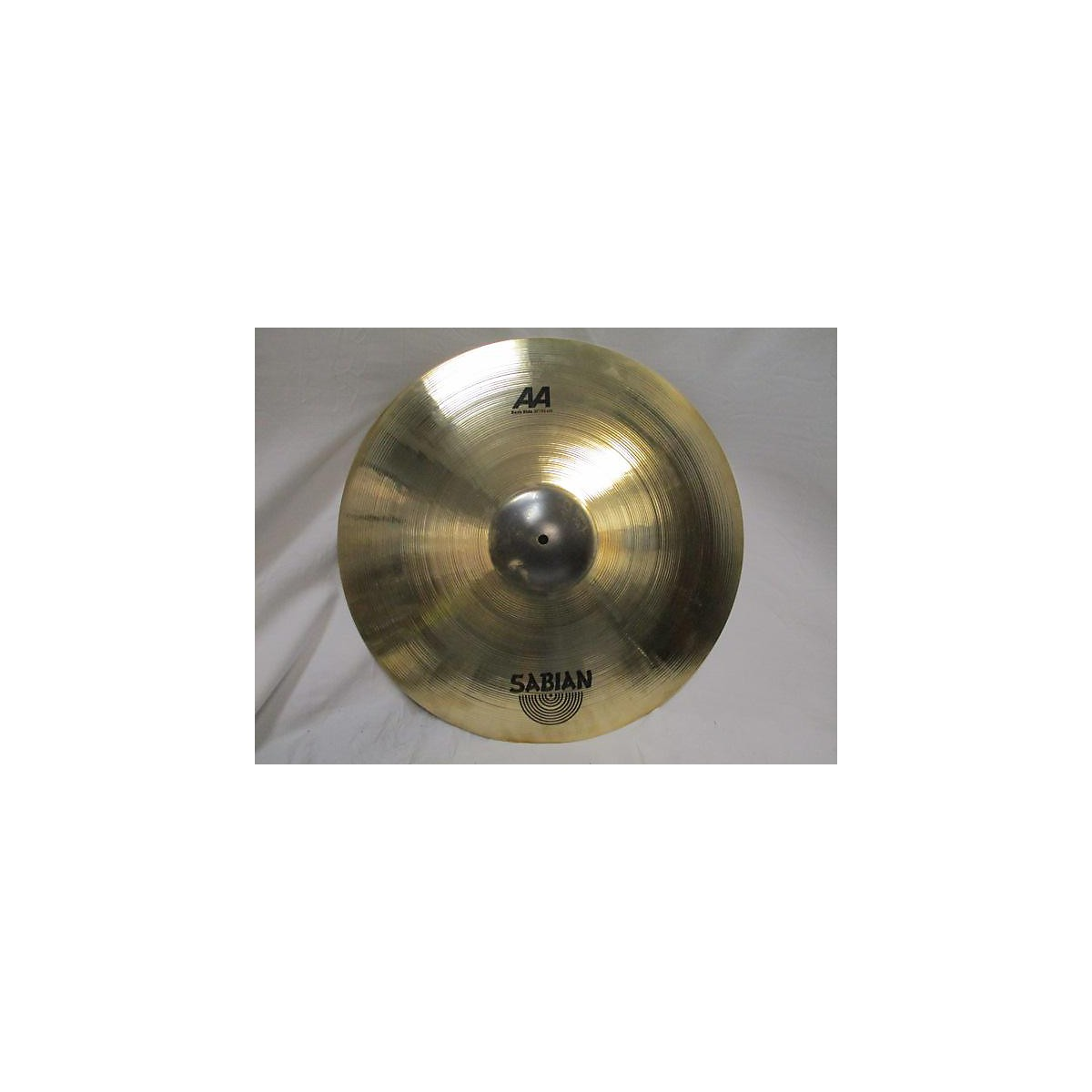 Sabian 18in Aa Raw Bell Crash Cymbal