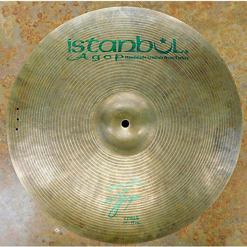 Istanbul Agop 18in Agop Signature Crash Cymbal
