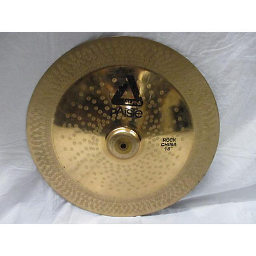 Paiste 18in Alpha Rock China Cymbal