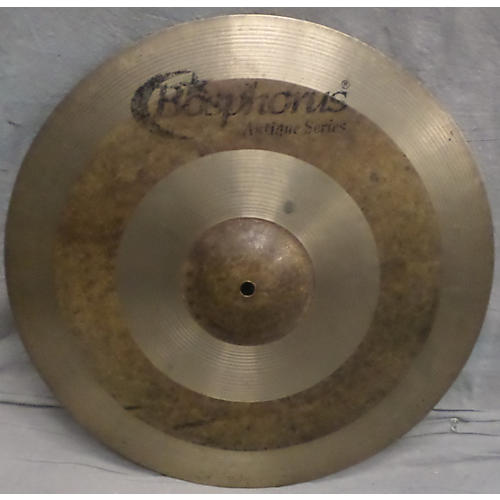 Bosphorus Cymbals 18in Antique Thin Crash Cymbal