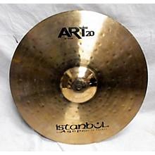 Istanbul Agop 18in Art20 Crash Cymbal