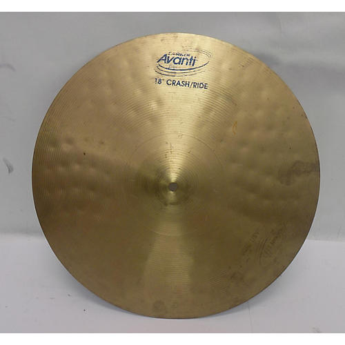 used camber 18in avanti bronze cymbal 38 guitar center. Black Bedroom Furniture Sets. Home Design Ideas
