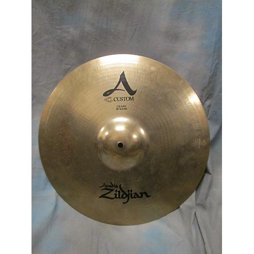 Zildjian 18in Avedis Custom Gold Cymbal