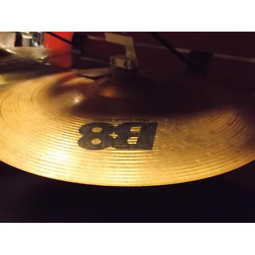 Sabian 18in B8 Crash Cymbal