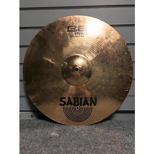 Sabian 18in B8 PRO ROCK CRASH Cymbal