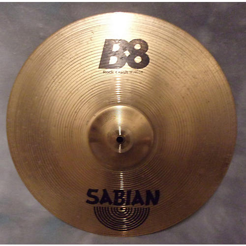 Sabian 18in B8 Rock Crash Cymbal