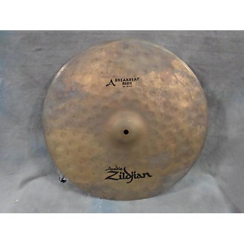 Zildjian 18in BREAKBEAT RIDE Cymbal
