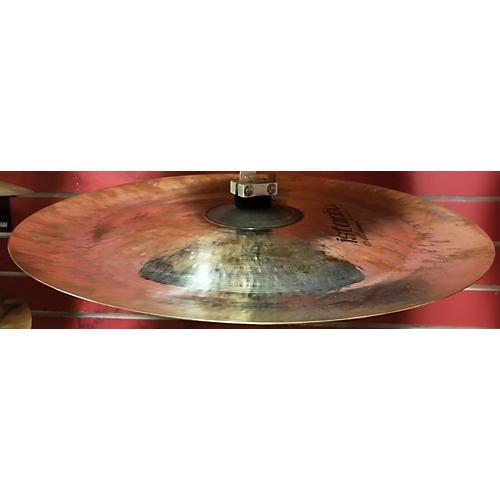 Istanbul Mehmet 18in Black Bell Cymbal