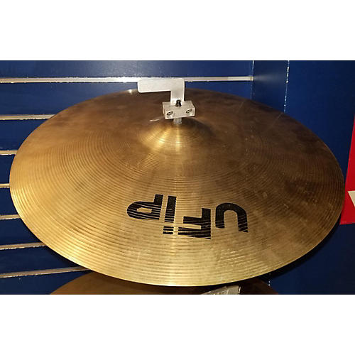 UFIP 18in Bravo Crash Cymbal