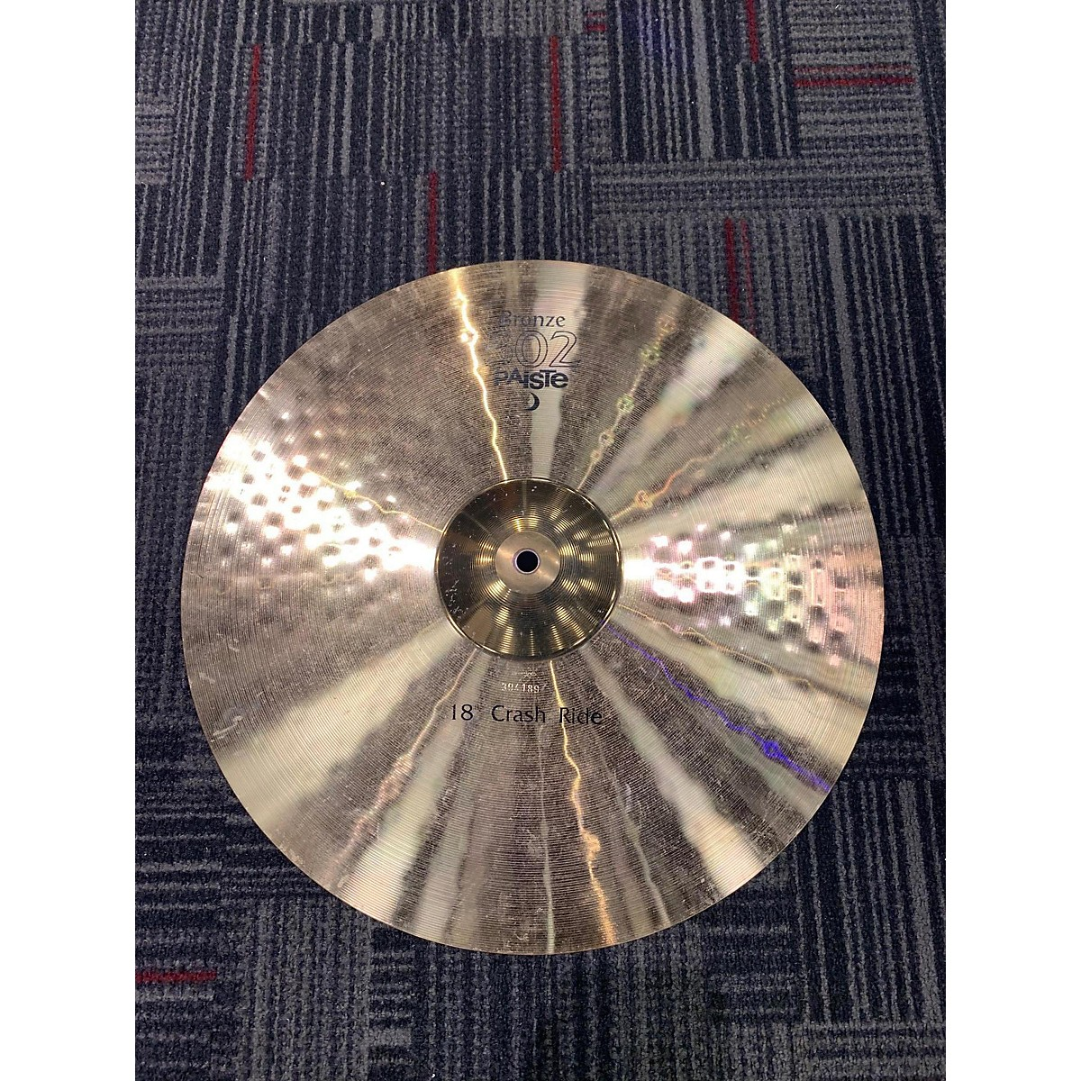 Paiste 18in Bronze 502 Cymbal