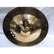 Meinl 18in Byzance Brillant Heavy Hammered China Cymbal