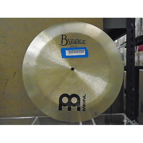 Meinl 18in Byzance Flat China Cymbal