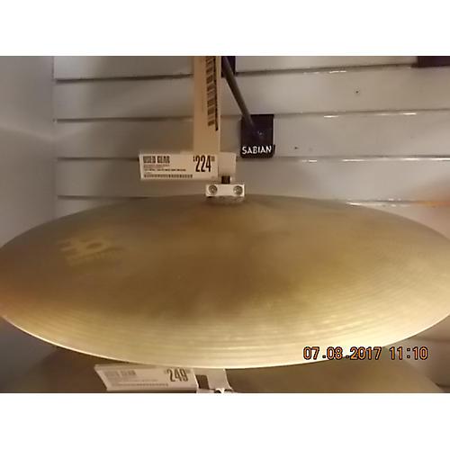 Meinl 18in Byzance Sand Medium Cymbal