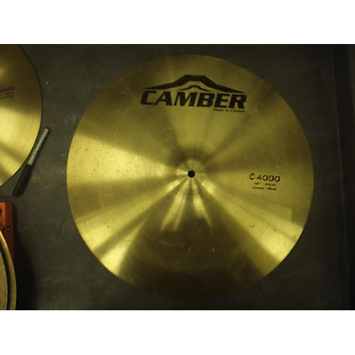 Camber 18in C4000 Crash Ride Cymbal