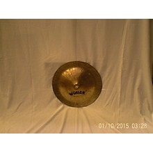 Wuhan 18in CHINA WITH RIVETS Cymbal