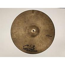 CB Percussion 18in CRASH Cymbal