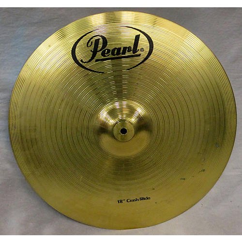 Pearl 18in CRASH/ RIDE Cymbal