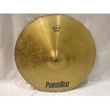 PowerBeat 18in CRASH RIDE Cymbal