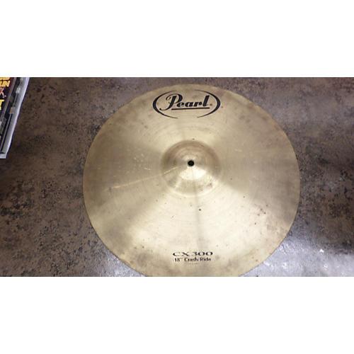 Pearl 18in CX 300 Cymbal