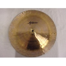 Agazarian 18in China Type Cymbal