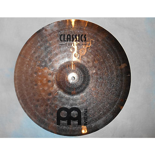 Meinl 18in Classic Custom Medium Crash Cymbal