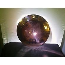 Meinl 18in Classic Custom Trash Crash Brilliant Cymbal