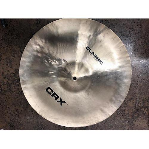 CRX Cymbal 18in Classic Cymbal