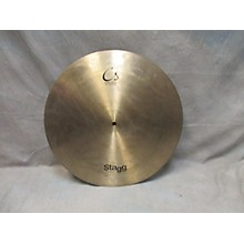 Stagg 18in Classic Series Flat Ride Cymbal