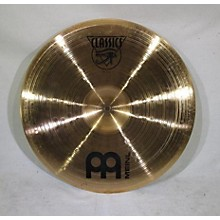 Meinl 18in Classics China Cymbal