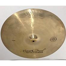 Murat Diril 18in Crash Cymbal