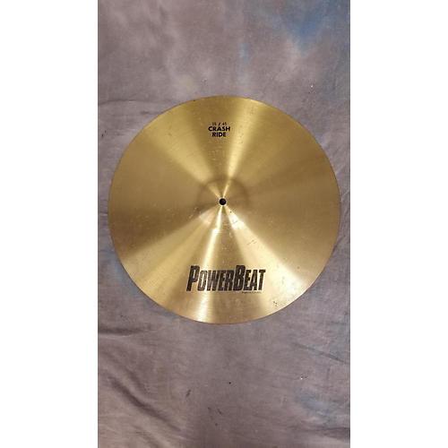 PowerBeat 18in Crash Ride Cymbal