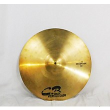 CB Percussion 18in Crash Ride Cymbal