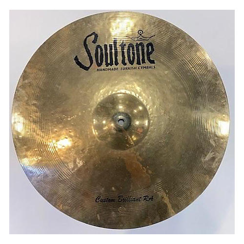 Soultone 18in Custom Brilliant RA Crash Cymbal
