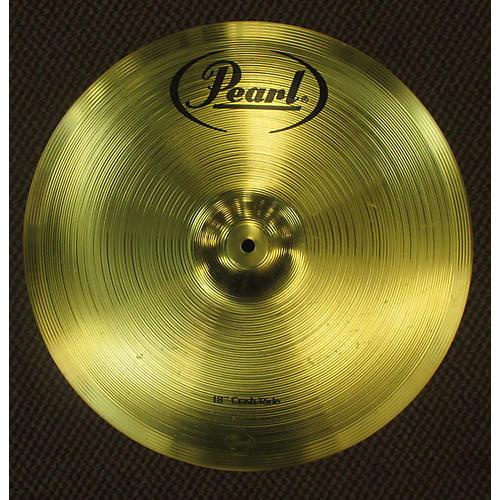 Pearl 18in Cymbal Cymbal