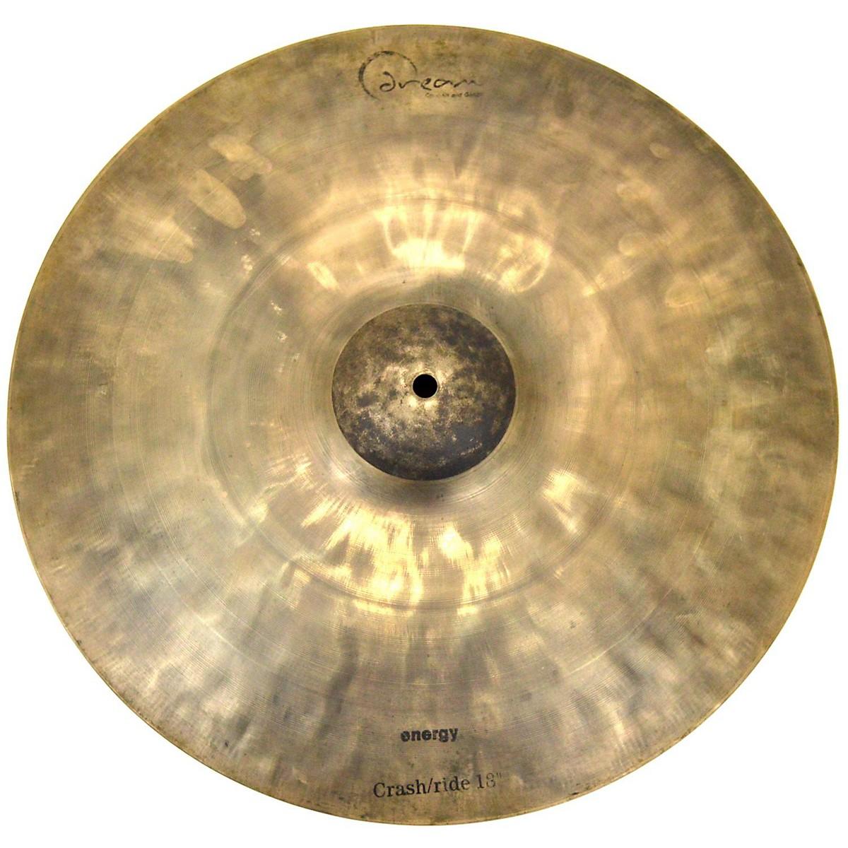 Dream 18in Energy Crash\Ride Cymbal