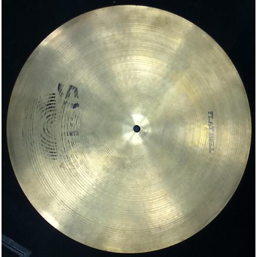 Sabian 18in Flat Bell Cymbal