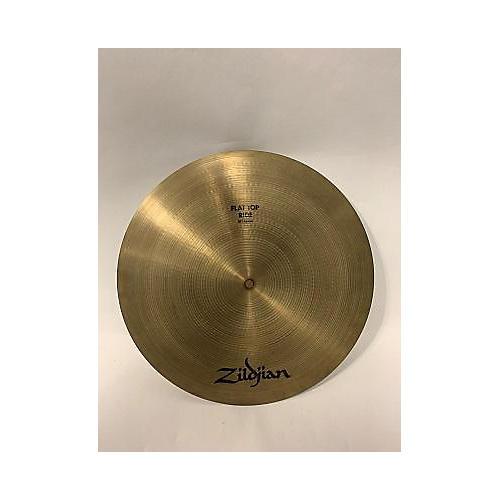 Zildjian 18in Flat Top Ride Cymbal