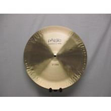 Paiste 18in Formula 602 Modern Dynamic China Cymbal