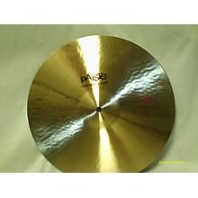 Paiste 18in Formula 602 Thin Crash Cymbal