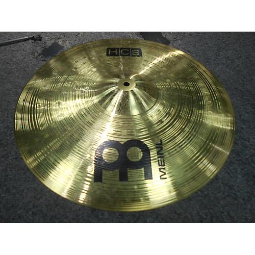 Meinl 18in HCS Crash Ride Cymbal