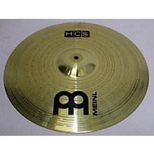 Meinl 18in HCS Crash Ride Cymbal