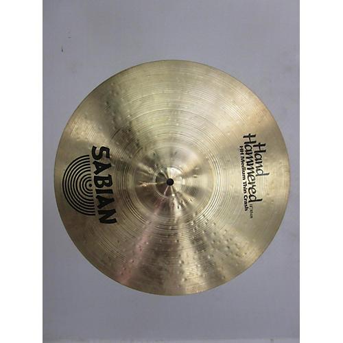 Sabian 18in HH Medium Thin Crash Cymbal