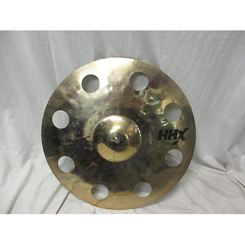 Sabian 18in HHX Evolution Ozone Crash Brilliant Cymbal