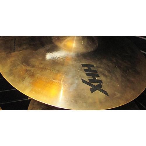 Sabian 18in HHX Xplosion Crash Brilliant Cymbal