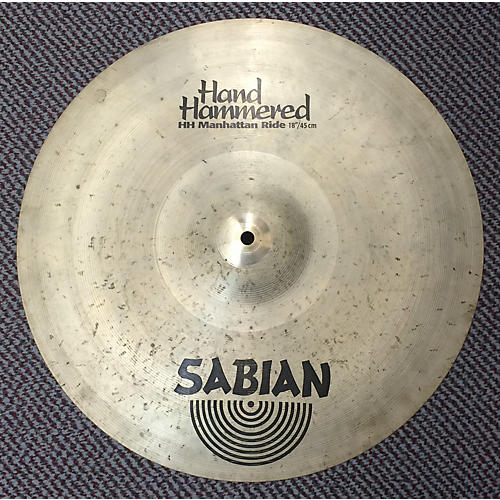 Sabian 18in Hand Hammered Cymbal