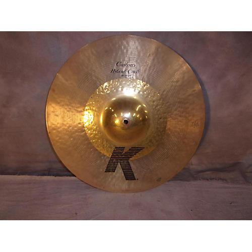 Zildjian 18in K Custom Hybrid Crash Cymbal
